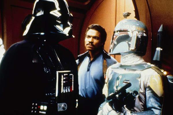 Star Wars : Episodio V - El imperio contraataca : Foto Billy Dee Williams, David Prowse, Irvin Kershner, Jeremy Bulloch