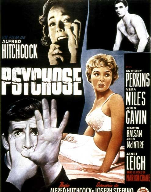 Psicosis : Foto Anthony Perkins