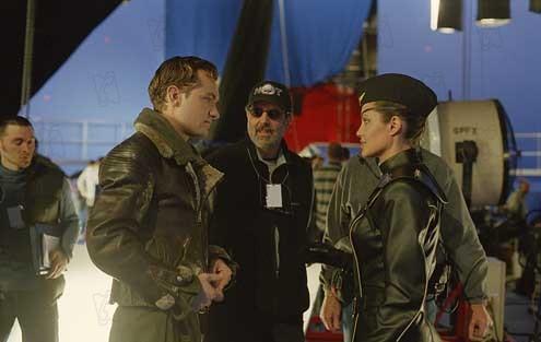 Sky Captain y el mundo del mañana : Foto Angelina Jolie, Jude Law, Kerry Conran