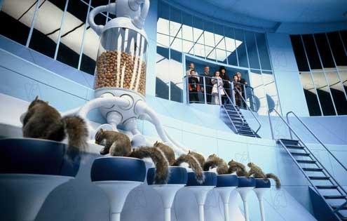 Charlie y la fábrica de chocolate : Foto Freddie Highmore, Johnny Depp, Jordan Fry