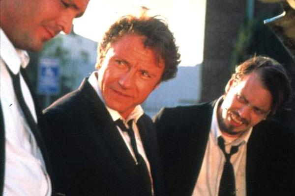 Reservoir Dogs : Foto Harvey Keitel, Michael Madsen, Steve Buscemi