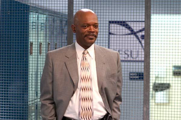 Entrenador Carter : Foto Samuel L. Jackson, Thomas Carter