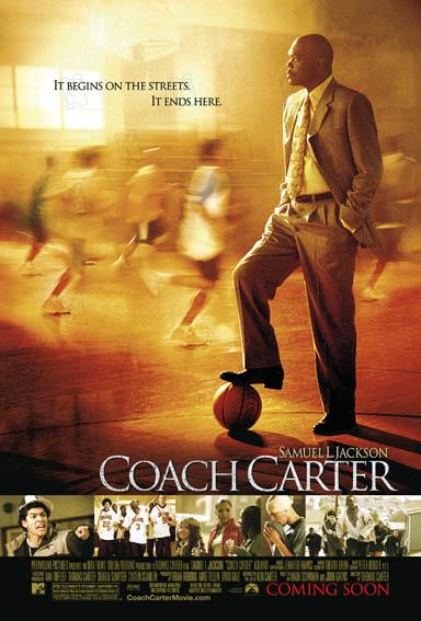 Entrenador Carter : Foto Thomas Carter