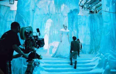 Las crónicas de Narnia: El león, la bruja y el armario : Foto Andrew Adamson
