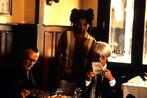Basquiat : Foto David Bowie, Dennis Hopper, Jeffrey Wright