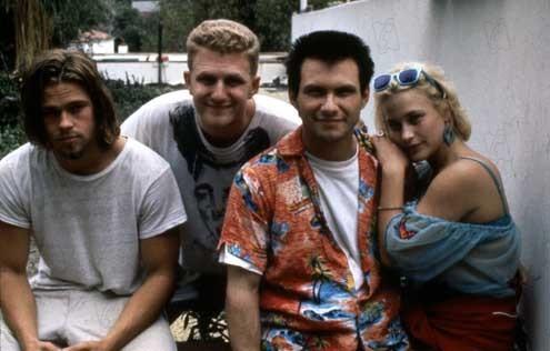 Amor a quemarropa : Foto Brad Pitt, Christian Slater, Michael Rapaport, Patricia Arquette