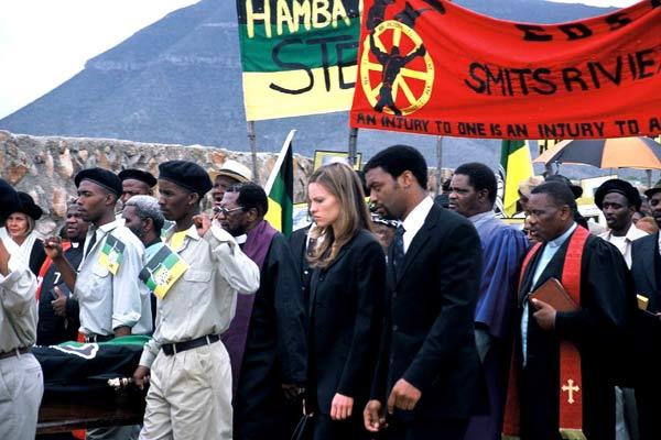 Tierra de sangre : Foto Chiwetel Ejiofor, Hilary Swank