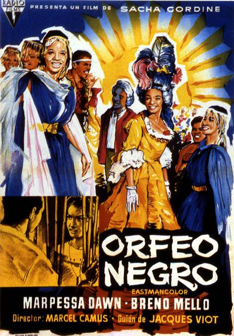 Orfeo Negro : Foto Marcel Camus