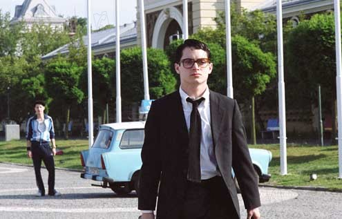 Everything Is Illuminated (Todo está iluminado) : Foto Elijah Wood, Eugene Hutz, Liev Schreiber