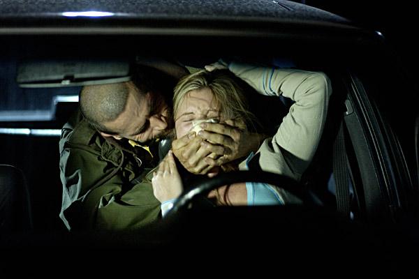Saw II : Foto Beverley Mitchell, Darren Lynn Bousman, Timothy Burd