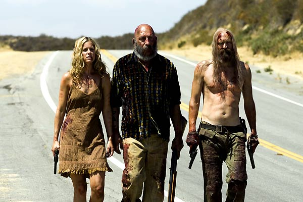 Here rob zombie and sheri moon zombie was