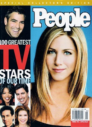 Friends : Couverture magazine Jennifer Aniston