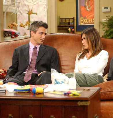 Friends : Foto Dermot Mulroney, Jennifer Aniston