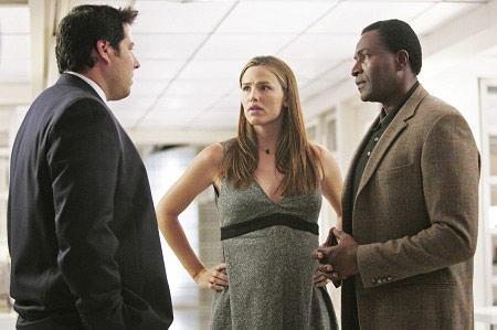 Alias : Foto Carl Lumbly, Greg Grunberg, Jennifer Garner