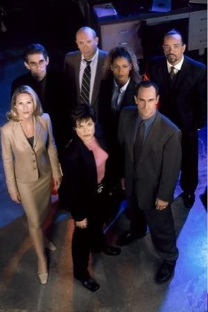 Ley y orden: Unidad de víctimas especiales : Foto Christopher Meloni, Dann Florek, Ice-T, Mariska Hargitay, Michelle Hurd