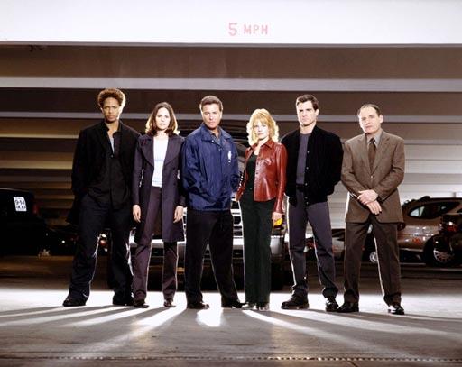 CSI: Las Vegas : Foto Gary Dourdan, George Eads, Jorja Fox, Marg Helgenberger, Paul Guilfoyle (II)