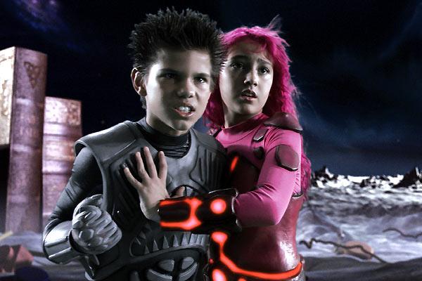 Las aventuras de Sharkboy y Lavagirl en 3-D : Foto Taylor Dooley, Taylor Lautner