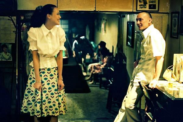 Tiempos de amor, juventud y libertad : Foto Chen Chang, Shu Qi