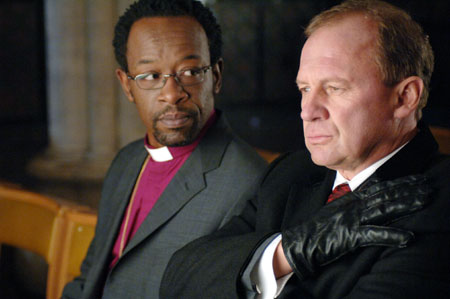 Foto Lennie James, Peter Firth