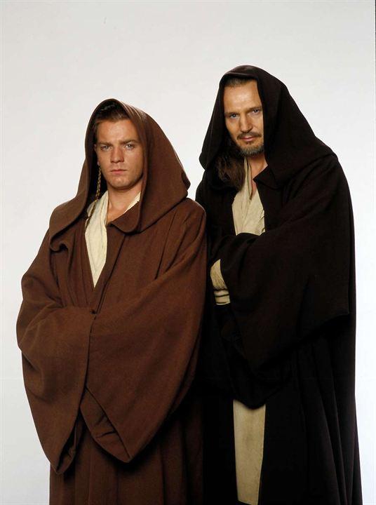 Star Wars: Episodio I - La amenaza fantasma : Foto Ewan McGregor, Liam Neeson