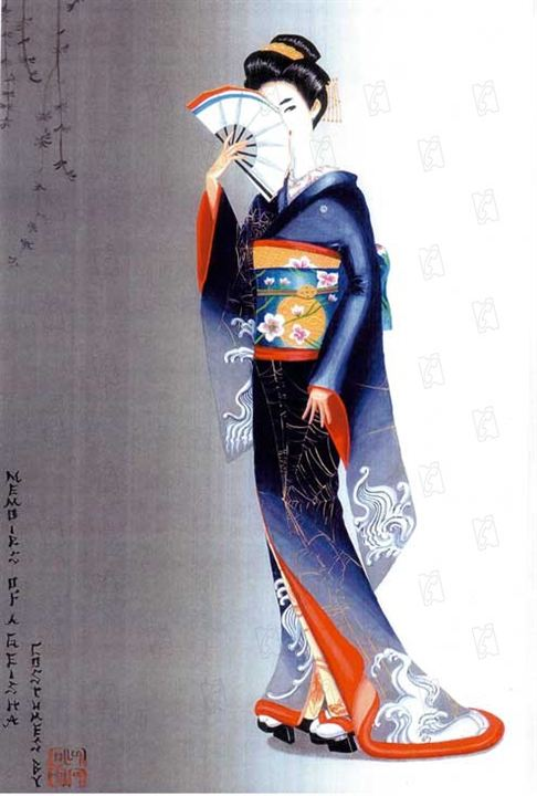 Memorias de una geisha : Foto Rob Marshall