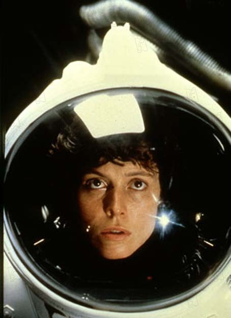 Alien, el octavo pasajero : Foto Sigourney Weaver