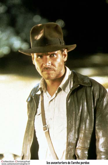 En busca del arca perdida : Foto Harrison Ford