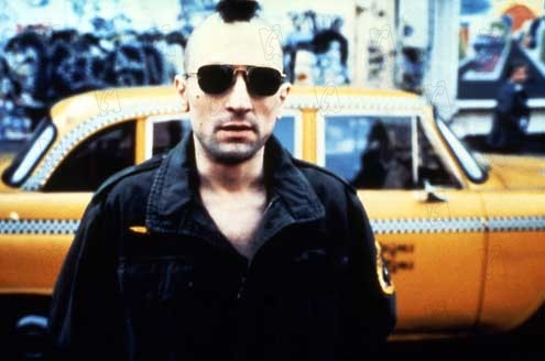 Taxi Driver : Foto Robert De Niro