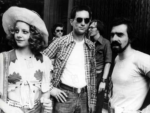 Taxi Driver : Foto Jodie Foster, Robert De Niro