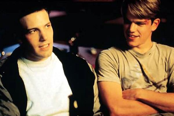 El indomable Will Hunting : Foto Ben Affleck, Gus Van Sant, Matt Damon