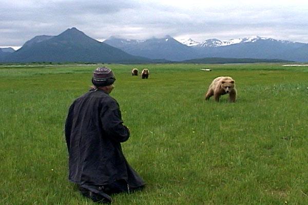 Grizzly Man : Foto Werner Herzog
