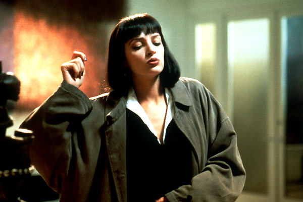 Pulp Fiction : Foto Uma Thurman