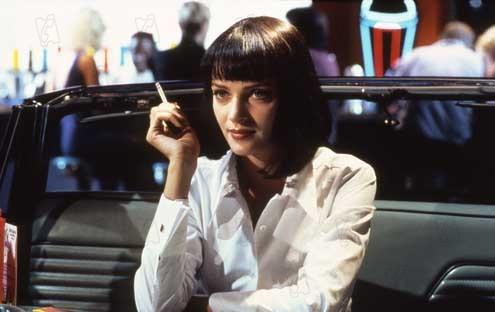 Pulp Fiction : Foto Uma Thurman