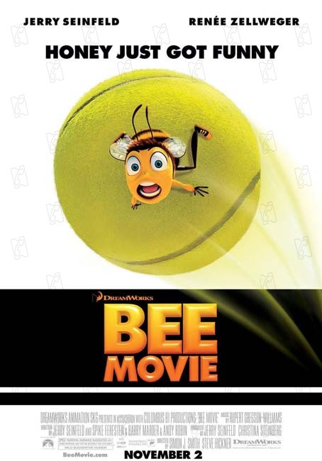 Bee Movie : Foto Simon J. Smith
