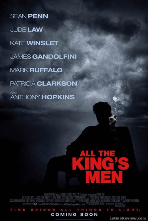 Todos los hombres del rey : Foto Steven Zaillian