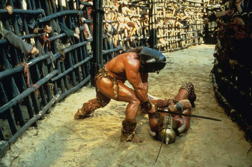 Resultado de imagen de los barbaros 1987