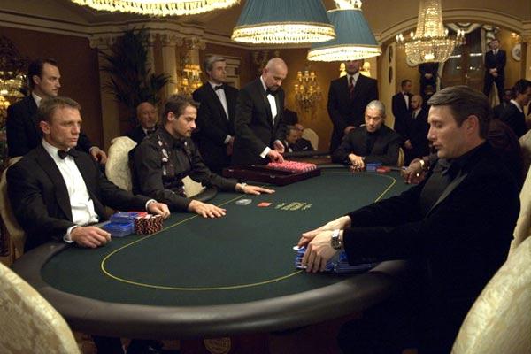 Casino Royale : Foto Daniel Craig, Mads Mikkelsen