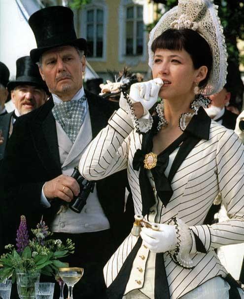 Anna Karenina : Foto Bernard Rose, James Fox, Sophie Marceau