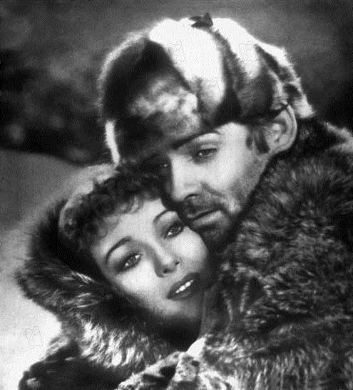 Foto Clark Gable, Loretta Young, William A. Wellman