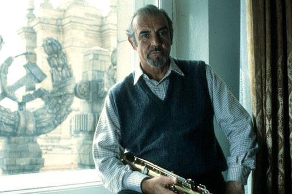 La Casa Rusia : Foto Fred Schepisi, Sean Connery