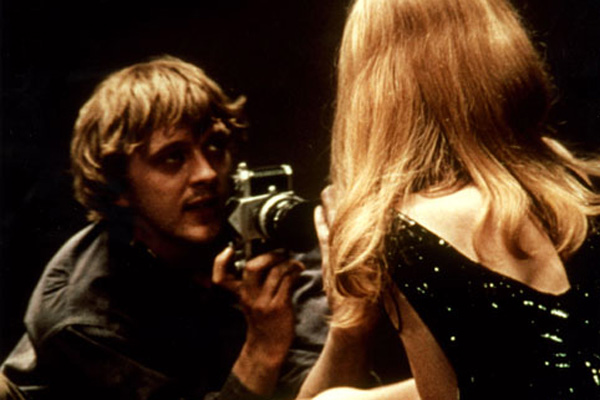 Blow up deseo de una mañana de verano : Foto David Hemmings, Michelangelo Antonioni