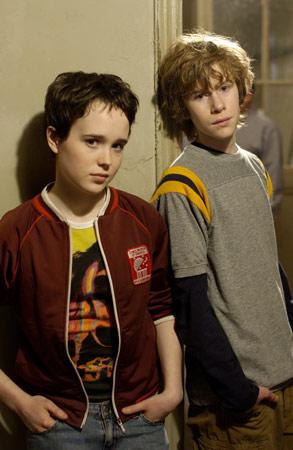 Foto Ellen Page, Mark Rendall