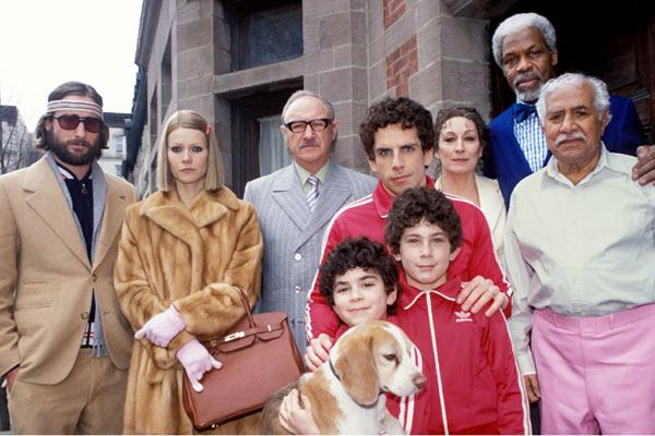 Los Tenenbaums, una familia de genios : Foto Anjelica Huston, Ben Stiller, Danny Glover, Gene Hackman, Gwyneth Paltrow