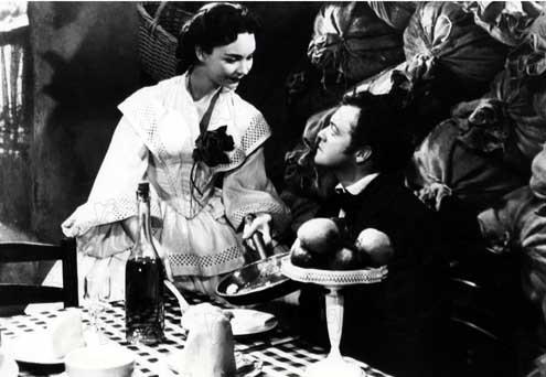 Madame Bovary : Foto Jennifer Jones, Van Heflin