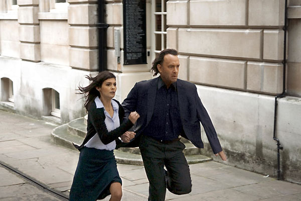 El código Da Vinci : Foto Audrey Tautou, Ron Howard, Tom Hanks