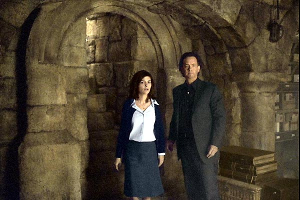 El código Da Vinci : Foto Audrey Tautou, Ron Howard, Tom Hanks