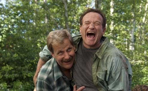 ¡Vaya vacaciones! : Foto Jeff Daniels, Robin Williams