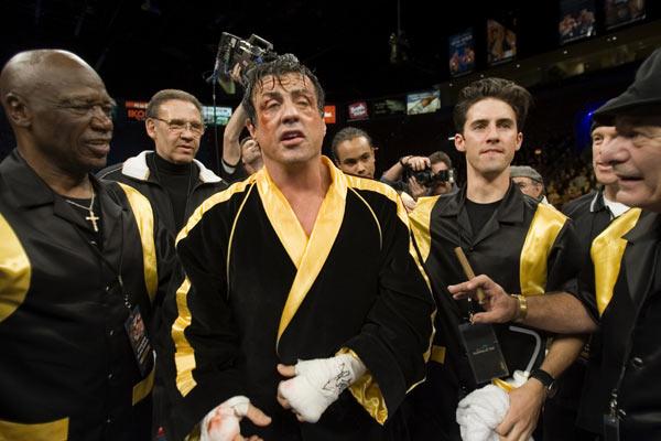 Rocky Balboa : Foto Burt Young, James Francis Kelly, Milo Ventimiglia, Sylvester Stallone