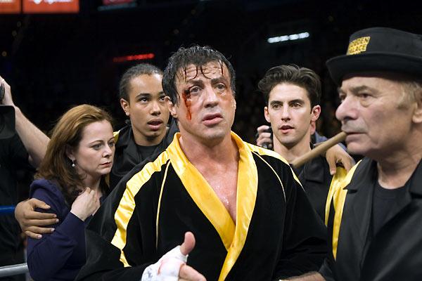 Rocky Balboa : Foto Burt Young, Geraldine Hughes, James Francis Kelly, Milo Ventimiglia, Sylvester Stallone