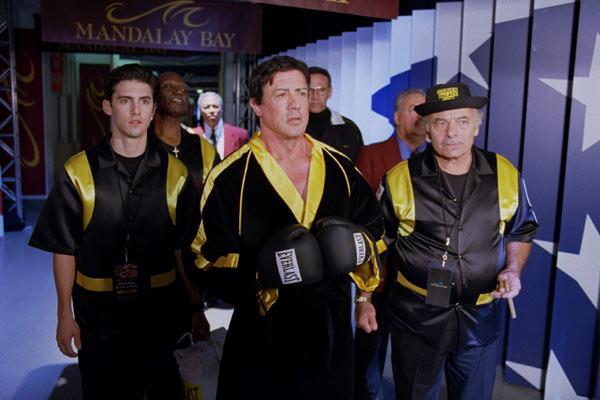 Rocky Balboa : Foto Burt Young, Henry G. Sanders, Milo Ventimiglia, Sylvester Stallone